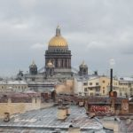 View of Saint Petersburg