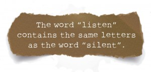 listen-and-silent